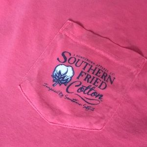 Souther fried cotton t shirt